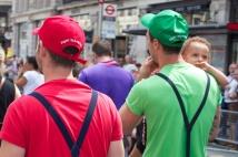 Mario and Luigi, plus one